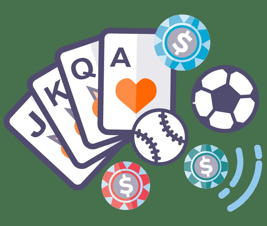 Los 8 mejores casino de Sports Betting online