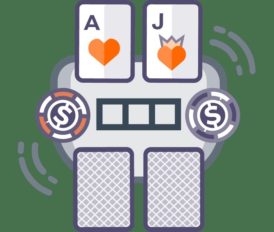Los 11 mejores casino de Casino Hold'em online