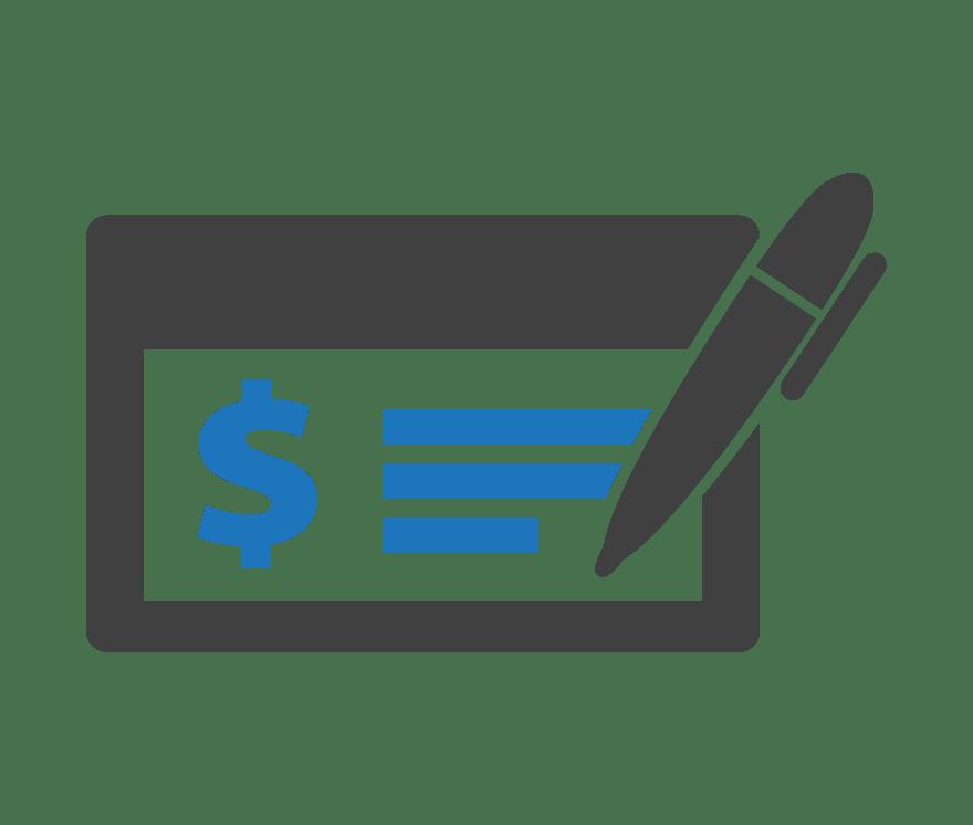Casino Online Cheque