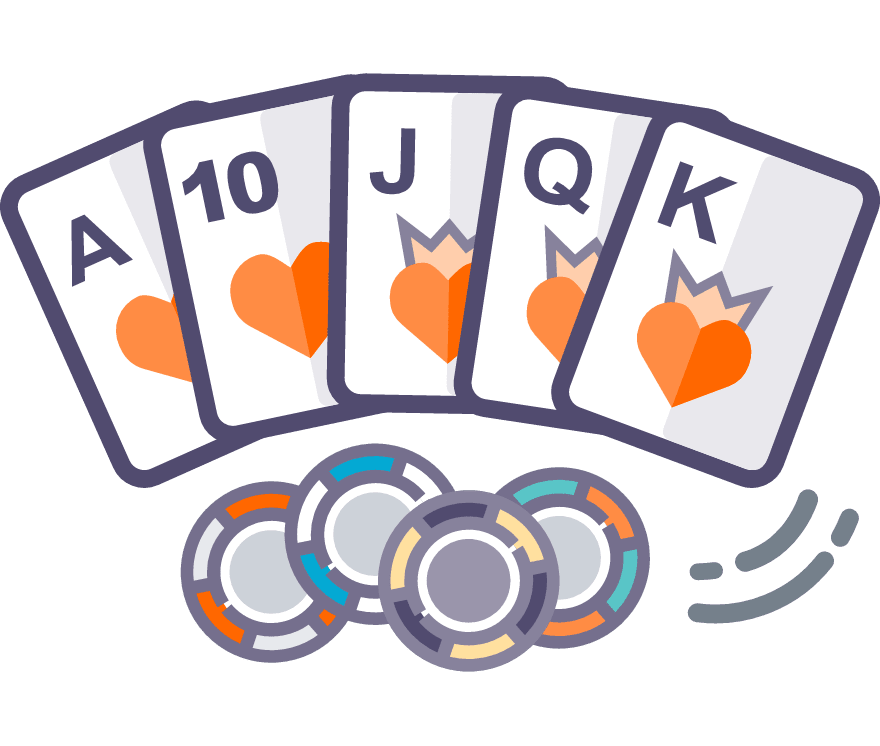 Los 8 mejores sitios de Casino de Texas Holdem en línea en Columbia