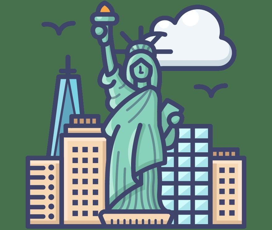 15 Casino online Estados Unidos