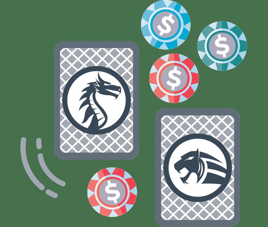 Los 6 mejores casino de Dragón Tigre online