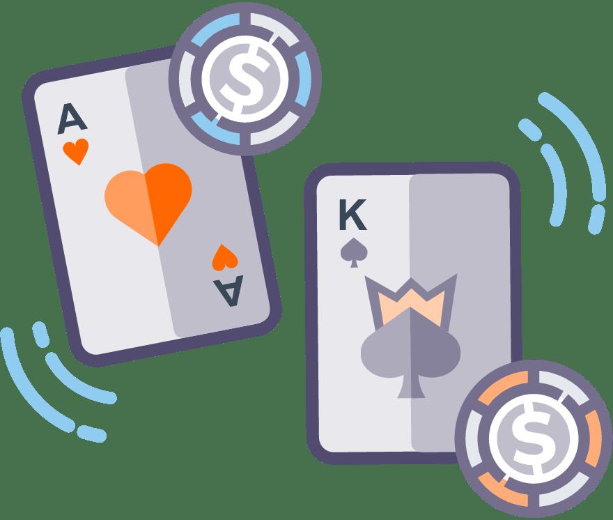 Los 1 mejores sitios de Casino de Guerra de casino en línea en Columbia